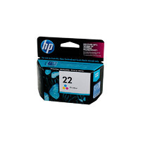 Hp 22 Colour Ink Cartridge C9352AA