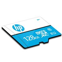 HP Micro SD Card with Adaptor U1 128GB