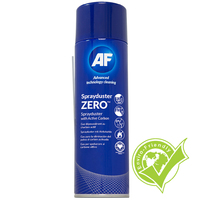 AF Sprayduster ZERO Eco-Friendly Spray Duster Non-Flammable 420ml