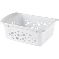 Henledar Storage Tray Medium White 7.9 Litre