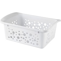Henledar Storage Tray Large White 15.3 Litre