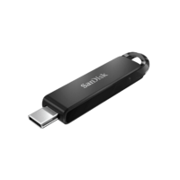 SanDisk Ultra Retractable USB Type C Flash Drive 32GB