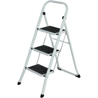 ITALPLAST STEP LADDER - 3 Step White