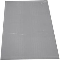 ITALPLAST HEAT SEALER - Poly Bags 150x130mm 25um