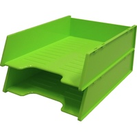 Italplast Fruit Document Tray Multifit Lime
