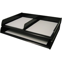 Italplast A3 Document Tray - Multifit Black
