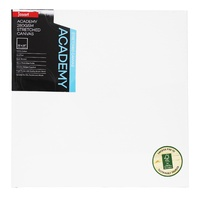 Jasart Academy Canvas FSC 280gsm 12 x 12 305 x 305mm Thin Edge