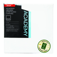 Jasart Academy Canvas FSC 280gsm 16 x 16 406 x 406mm Thin Edge