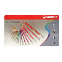 Stabilo CarbOthello Pencils Set 60