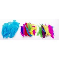 Jasart Feathers Large Blue 30gm