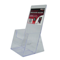 Deflecto Dl Extra Capacity Free Standing Brochure Holder