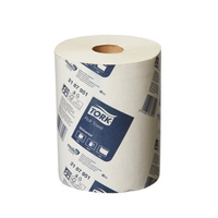 Tork  Paper Hand Towel Roll - 180mm X 90 Metres 1 Ply