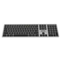 Kanex MultiSync Mac Keyboard with Rechargeable Battery - full size