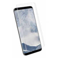 Kanex EdgeGlass  Edge-to-Edge Glass Screen Protector for Galaxy S8 - Clear