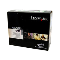 Lexmark 12A7462 Prebate Cartridge