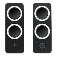 Logitech Z200 2.0 Multimedia Speakers Black