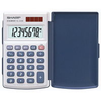 Sharp EL243S Pocket Calculator