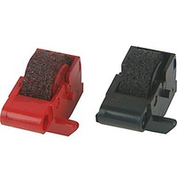 Sharp Ink Roller PR78BR - Black and Red Twin Pack