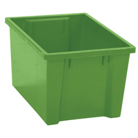 Kids Smart Storage Tub Large Grass Green