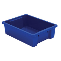 Kids Smart Storage Tub Small Royal Blue