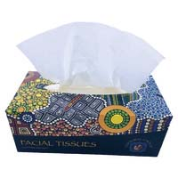 Cultural Choice Facial Tissues 200 Sheet Box