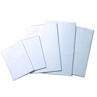 Writer Bond Office Pad A4 55gsm Ruled 2 Sides