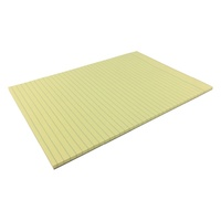 Writer Office Writing Pad - A4 Ruled(2 Sides) Bond 50Leaf Yellow