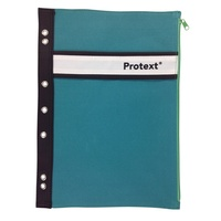 Binder Buddy Pencil Case Nylon Aqua