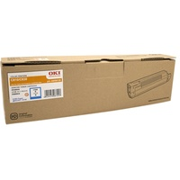Oki  Toner Cartridge For C810/830N Cyan; 8,000 Pages  (ISO)