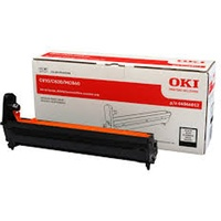 Oki  Toner Cartridge For C810/830N Black; 8,000 Pages  (ISO)