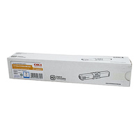 Oki  Toner Cartridge For C510dn/C511dn/530dn/C531dn/MC561/MC562 Cyan; 5,000 Pages @ (ISO)