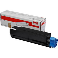 Oki Toner Cartridge For B401/MB451; 2500 Pages (ISO/IEC 19752)