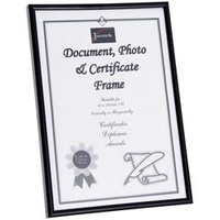 Jastek Document Photo Frame - A3 Black