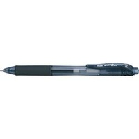 Pentel Bl105 Energel X 0.5 Retractable Liquid Gel Pen - Black