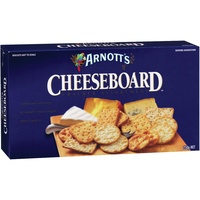 Arnotts Biscuits - 250Gm Cheese Board