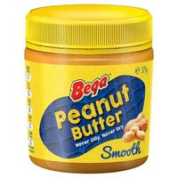 Bega Peanut Butter Smooth 375G