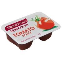 Masterfoods Tomato Sauce 14Gm Portion x100
