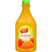 Golden Circle Fruit Juice - 2Lt Long Life Orange