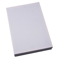 Quill Graph Paper 5mm 60gsm A4 Pack 500 White