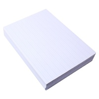 Quill Paper Dotted Thirds 18mm 60gsm A4 Pack 500 White