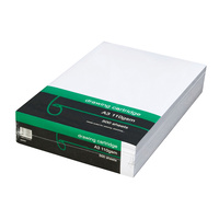 Quill Cartridge Paper 40007 A3 110gsm White Pk500