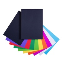 Quill Cover Paper A4 125gsm Assorted Pk250