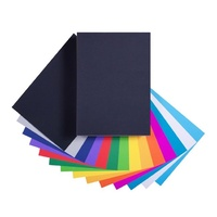 Quill Cover Paper A4 125gsm Assorted Pk500