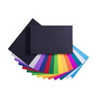 Quill Cover Paper 255 X 380mm 125gsm Assorted Pk500