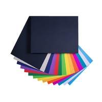 Quill Cover Paper 510 X 760mm 125gsm Assorted Pk250