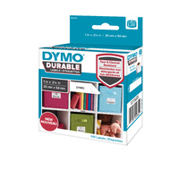 Dymo Labelwriter Labels Durable 25x54mm White