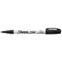 Sharpie Paint Marker Fine 1.0mm Black