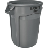 Rubbermaid 2620 Brute Bin 76 Litre Grey