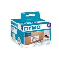 Dymo Labelwriter Labels Paper 59x102mm White Large Shipping
