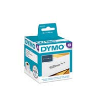 Dymo Labelwriter Labels Paper 28x89mm White Address 30251